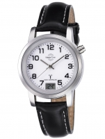 Ceas: Ceas de dama Master Time MTLA-10295-12L Radiocontrolat Basic Series  34mm 3ATM