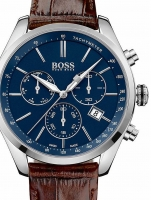 Ceas: Ceas barbatesc Hugo Boss 1513395 Swiss-Made  46mm 5ATM