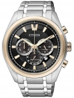 Ceas: Ceas barbatesc Citizen CA4014-57E Cronograf Eco-Drive Super-Titan 43 mm