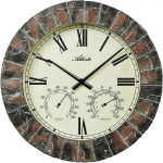 Ceas: Ceas de perete Atlanta 4479 Temperatura/ Umiditate / Pentru Exterior