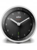 Ceas: Braun BC07WB-DCF classic radio controlled alarm clock