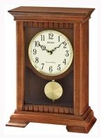 Ceas: Ceas de masa Seiko QXQ029B Clasic cu pendul