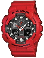 Ceas: Ceas barbatesc Casio G-Shock GA-100B-4AER Analog-Digital 20 ATM 51 mm