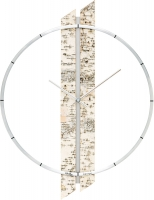 Ceas: AMS 9604 Wanduhr - Serie: AMS Design