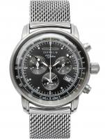 Ceas: Ceas barbatesc Zeppelin 7680M-2  Cronograf  43mm 5ATM