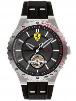 Ceas: Ceas barbatesc Scuderia Ferrari 0830364 Speciale Evo Automat 46mm 5ATM