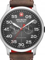 Ceas: Ceas barbatesc Swiss Military Hanowa 06-4335.04.009 Active Duty 43mm 10ATM