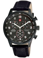 Ceas: Ceas barbatesc Swiss Military SM34012.08 Cronograf 5 ATM, 41 mm