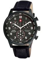 Ceas: Ceas barbatesc Swiss Military SM34012.08 Cronograf 5 ATM, 41 mm