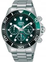 Ceas: Lorus RT341JX9 chrono men`s 43mm 10ATM