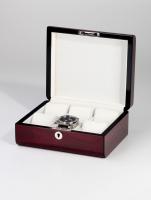 Ceas: Cutie ceasuri Rothenschild RS-2267-6-C - Pentru 6 Ceasuri LEMN MASIV PREMIUM LINE