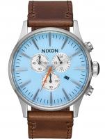 Ceas: Ceas barbatesc Nixon A405-2547 Sentry  Sky Blue Taupe 42mm 10ATM