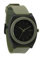 Ceas: NIXON Time Teller P A119-1042 Mat Negru Surplus