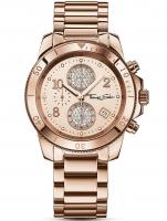 Ceas: Ceas de dama Thomas Sabo WA0192-265-208 Cronograf 40mm 10ATM