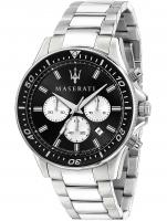 Ceas: Ceas barbatesc Maserati R8873640004 Sfida Cronograf 44mm 10ATM