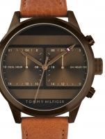 Ceas: Ceas barbatesc Tommy Hilfiger 1791594 Dual Time  44mm 5ATM
