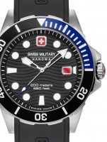 Ceas: Ceas barbatesc Swiss Military Hanowa 06-4338.04.007.03 Offshore Diver 44 mm 10ATM