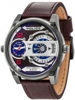 Ceas: Ceas barbatesc Police PL14835JSU.12 D-Jay Multifunctii 51mm 5ATM