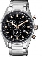 Ceas: Ceas barbatesc Citizen AT2396-86E Eco-Drive Chrono. 40mm 10ATM