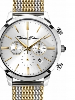 Ceas: Ceas barbati Thomas Sabo WA0286-282-201 Rebel Spirit Chrono  42mm 5ATM