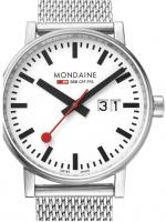 Ceas: Ceas unisex Mondaine MSE.40210.SM evo2 40mm 3ATM
