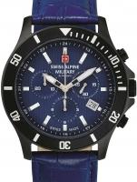 Ceas: Ceas barbatesc Swiss Alpine Military 7022.9575 Cronograf 42mm 10ATM
