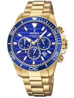 Ceas: Ceas barbatesc Festina F20364/2 Prestige Cronograf  44mm 10ATM