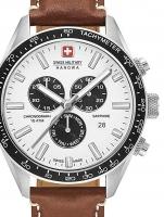 Ceas: Ceas barbatesc Swiss Military Hanowa 06-4314.04.001 Phantom Cronograf  42mm 10ATM