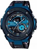 Ceas: Ceas barbatesc CASIO GST-200CP-2AER G-Shock 52mm 20ATM