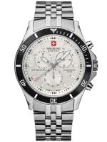 Ceas: Ceas barbatesc Swiss Military Hanowa Flagship 06-5183.04.001.07 Cronograf 42 mm