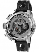 Ceas: Ceas barbatesc U-Boat 8065 Chimera Skeleton Tungsten Sideview Autom. Chrono 46 mm
