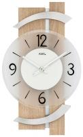 Ceas: Ceas de perete AMS 9546 modern - Serie: AMS Design