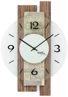 Ceas: Ceas de perete AMS 9543 modern - Serie: AMS Design
