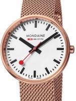 Ceas: Ceas de dama Mondaine A763.30362.22SBM SBB Mini rosé 35mm 3ATM