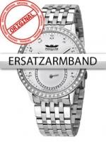Ceas: Curea de ceas Perigaum Edelstahl P-1311 silber