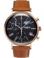 Ceas: Ceas barbatesc Zeppelin 7196-2 Rome Cronograf 41mm 5ATM