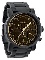 Ceas: Ceas barbatesc Nixon Magnacon SS A-154-1354 Saphir 10ATM 48 mm