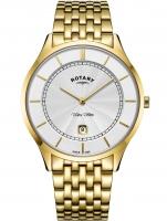 Ceas: Ceas barbatesc Rotary GB08413/02 Ultra Slim  40mm 5ATM