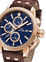 Ceas: Ceas barbatesc TW-Steel CE7017 CEO Adesso Cronograf Quartz 45mm 10ATM