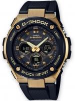 Ceas: Ceas barbatesc Casio GST-W300G-1A9ER G-Schock Solar 49mm 20ATM