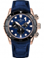 Ceas: Edox 10242-TINR-BUIRN CO-1 chronograph 45mm 100ATM