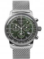 Ceas: Ceas barbatesc Zeppelin 8680M-4 Cronograf 43mm 5ATM