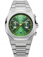 Ceas: Ceas barbatesc D1 Milano CHBJ10 Audax Cronograf 42mm 5ATM
