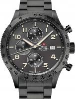 Ceas: Ceas barbatesc Swiss Military SM34084.04 Cronograf 42 mm 10ATM