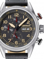 Ceas: Ceas barbatesc Ingersoll IN1102GU Grizzly  Automatic 46mm 5ATM