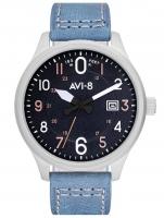 Ceas: Ceas barbatesc AVI-8 AV-4053-0F Hawker Hurricane 43mm 5ATM