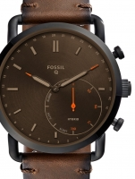 Ceas: Ceas barbatesc Fossil Q FTW1149 Commuter Hybrid Smartwatch 42mm 5ATM
