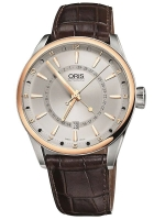 Ceas: ORIS 0176176916331-0752180FC Artix Pointer Moon automatic 42mm 10ATM