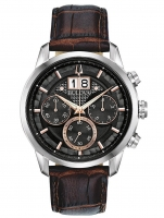 Ceas: Bulova 96B311 Sutton Classic Chronograph 44mm 3ATM