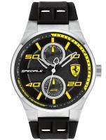 Ceas: Ceas barbatesc Scuderia Ferrari 0830355 Speciale Functii Multiple 44mm 5ATM